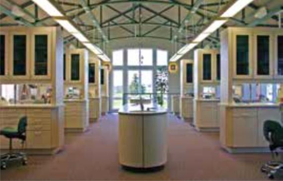 Superior Builders exam rooms