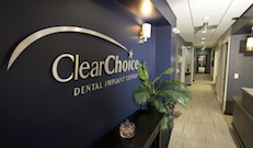 ClearChoice Ft Lauderdale hallway