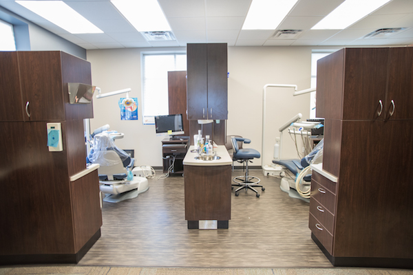 Escala Family Dentistry remodel